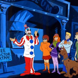 Captain Spaulding Scooby-Doo 'Lost Mysteries' - art by ibTrav Illustrations