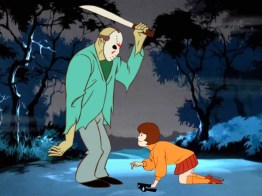 Jason Scooby-Doo 'Lost Mysteries' - art by ibTrav Illustrations
