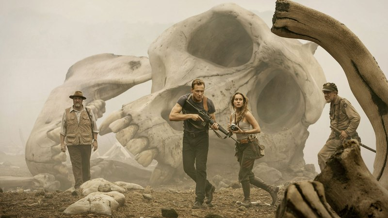 Kong Skull Island first look