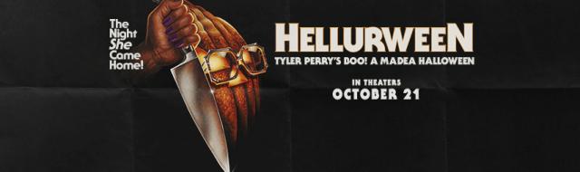 Madea Halloween banner
