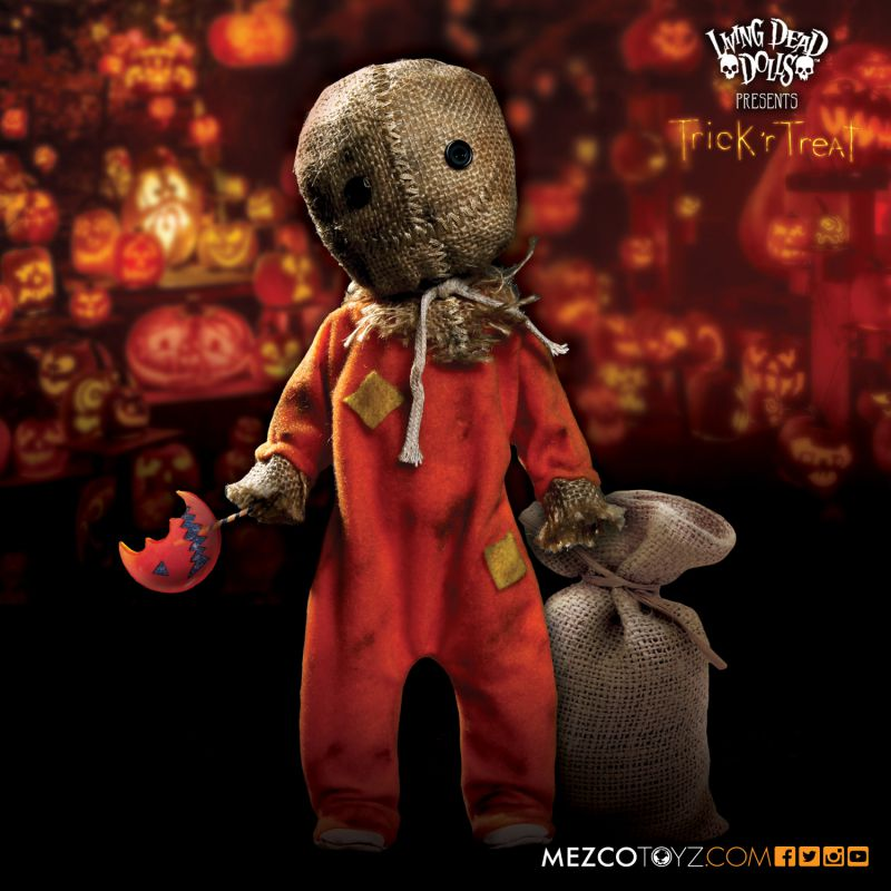 Mezco - Trick 'r Treat Sam Living Dead Dolls 01