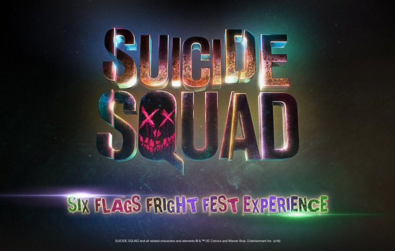 Suicide Squad Fright Fest Experience