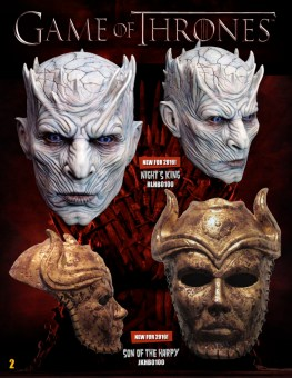 Trick or Treat Studios 2016 Catalog - Game of Thrones 01