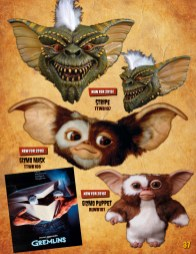 Trick or Treat Studios 2016 Catalog - Gremlins