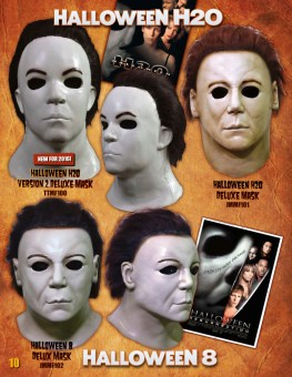 Trick or Treat Studios 2016 Catalog - Halloween H20 Halloween 8