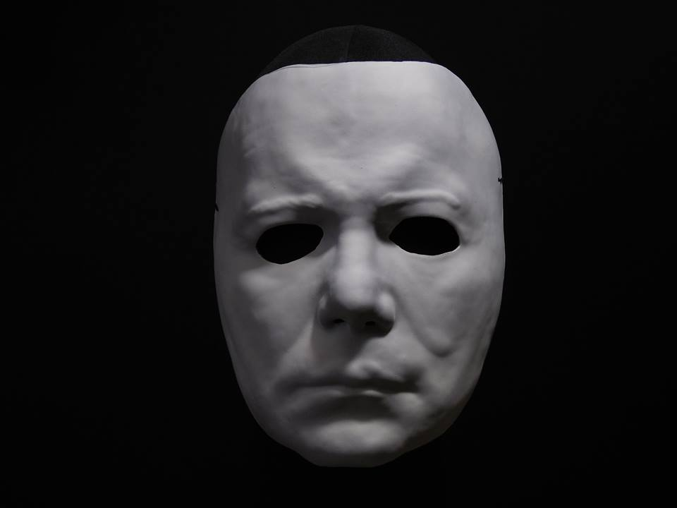 Michael Myers Vacuform Mask Coming in 2017 from Trick or ...