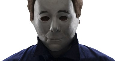 Michael Myers 'Halloween 4' deluxe latex mask by Rubie's