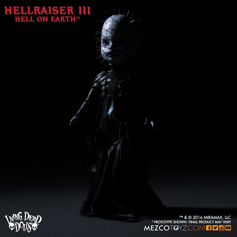 Pinhead Hellraiser III - Living Dead Dolls