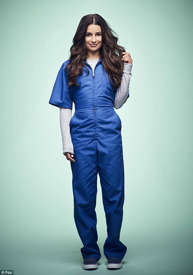Scream Queens Season 2 - Lea Michele