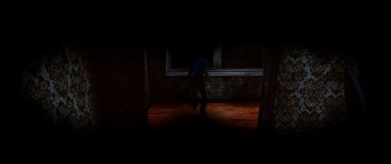 Dead by Daylight - Michael Myers stalking Laurie Strode