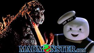 Mad Monstter Party 2017 announces Godzilla and Stay Puft Marshmallow Man