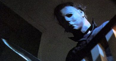 Michael Myers in Halloween.