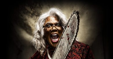 Madea - chainsaw