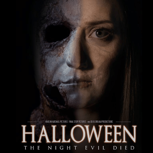 halloween the night evil died fan film poster
