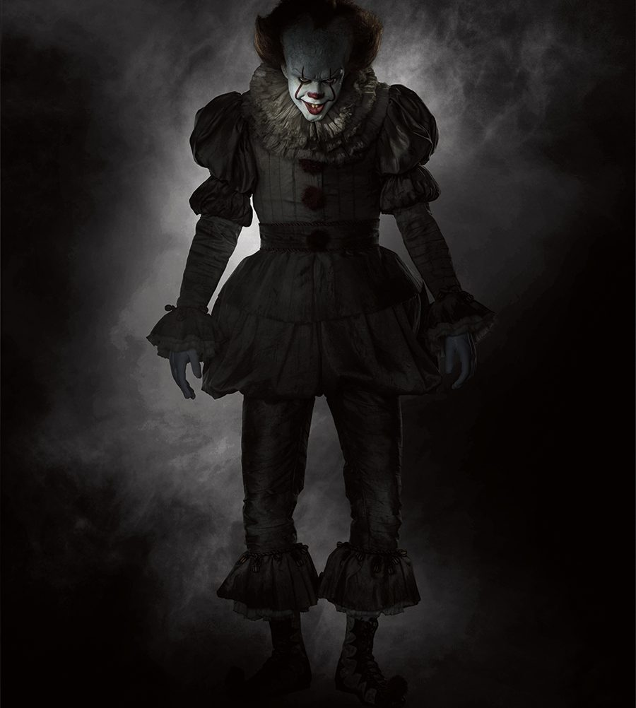 it-pennywise-first-look