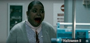 Octavia Spencer is Nurse Daniels in Rob Zombie's 'Halloween II' (2009).