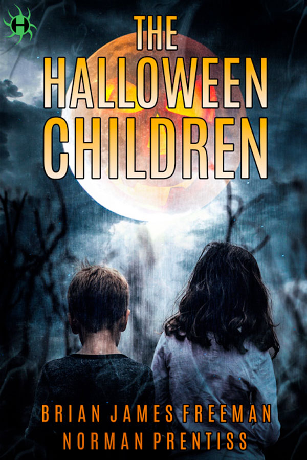 'The Halloween Children' ebook cover