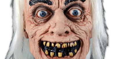 Check Out Trick or Treat Studios' New EC 'Tales From The Crypt' Masks
