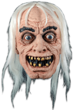 EC Comics 'Tales from the Crypt' Crypt Keeper mask by Trick or Treat Studios