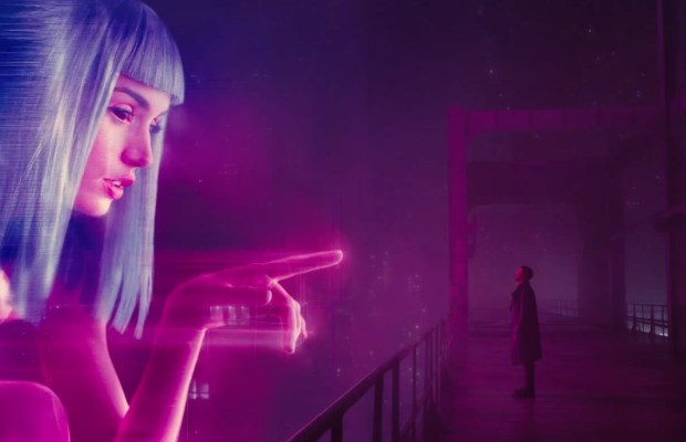 Ryan Gosling stars in 'Blade Runner 2049'.