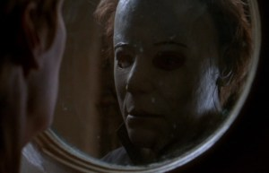 Chris Durand is Michael Myers in 'Halloween: Twenty Years Later' ('H20').