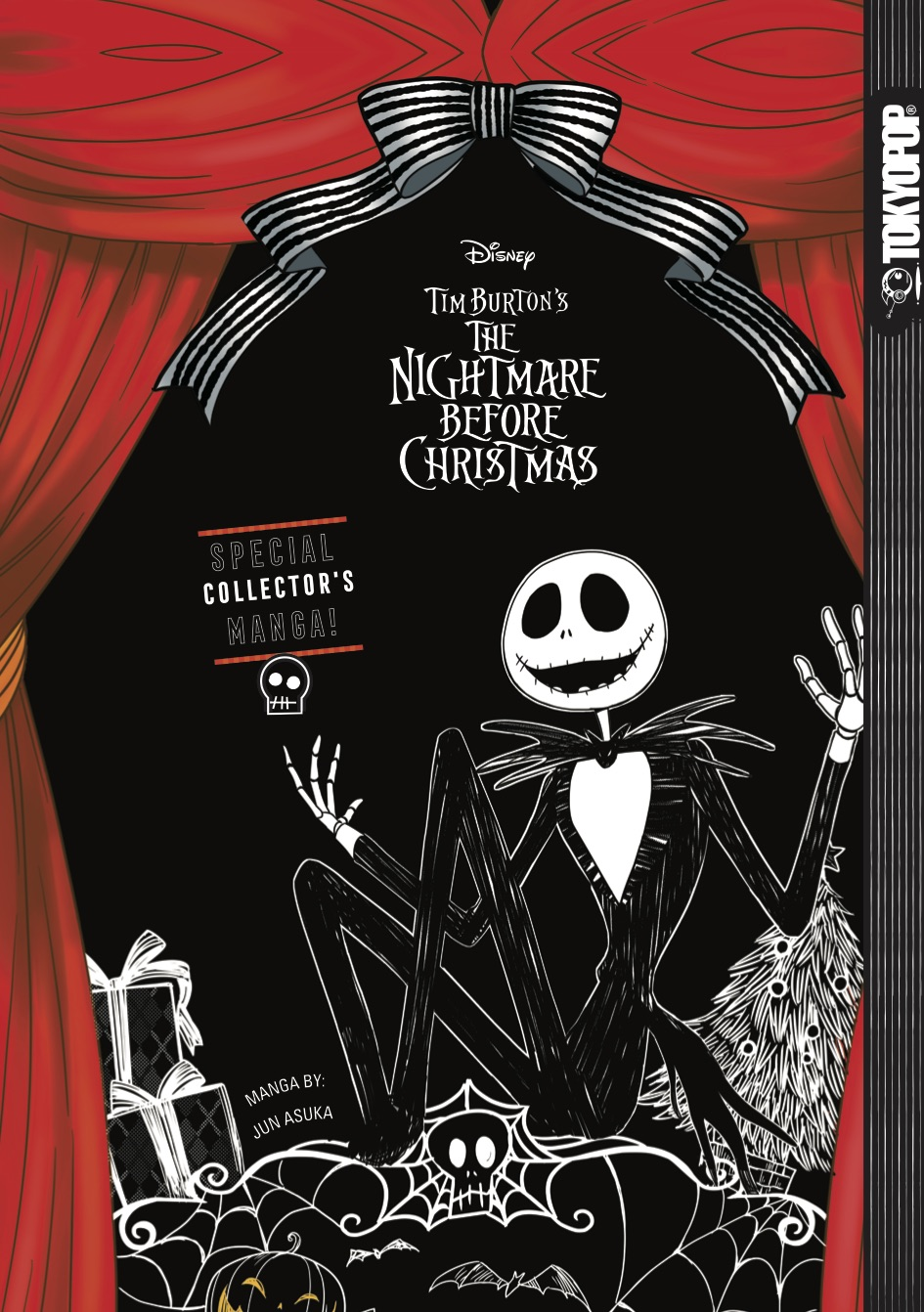 Nightmare Before Christmas' Sequel Comic to Follow 'Zero's Journey ...