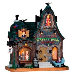 lemax-spooky-town-halloween-village-2017-creepy-doll-shop