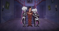 'The David S. Pumpkins Halloween Special' is coming to NBC.