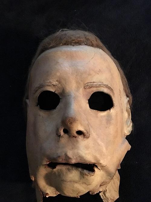 'Halloween' Michael Myers H1/H2 Hero Mask (photo courtesy of Mark Roberts/MichaelMyers.net)