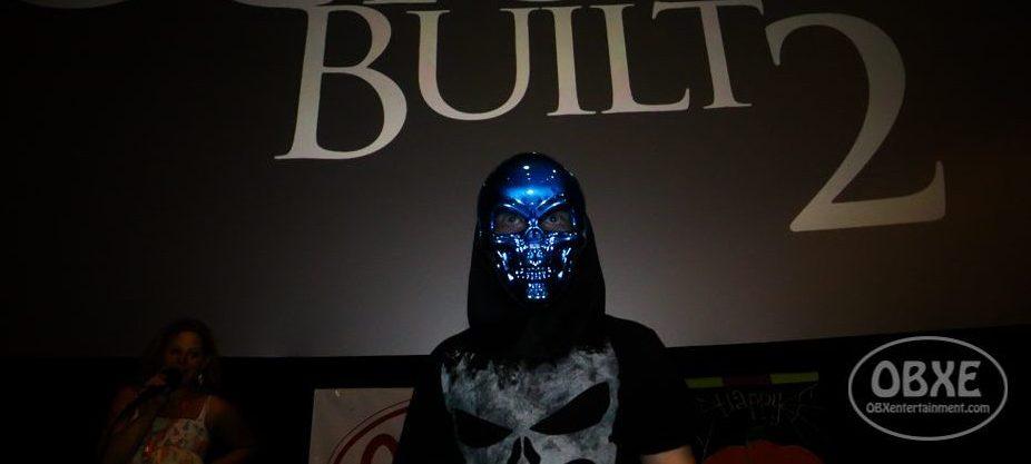The Blue Skeleton appeared at the 2017 Halloween International Film Festival.