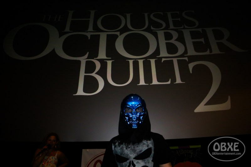 The Blue Skeleton appeared at the 2017 Halloween International Film Festival.