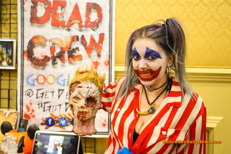 Megan of Get Dead Crew