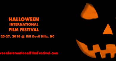 2018 Halloween International Film Festival - banner