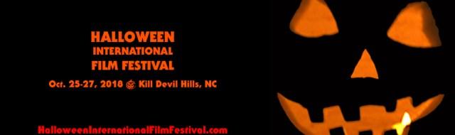 2018 Halloween International Film Festival - banner