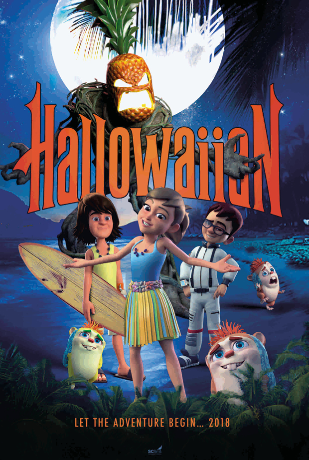 hallowaiian-adventure-hawaii-poster