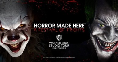 Pennywise and Joker Headline Warner Bros.' Horror Made Here Festival of Frights
