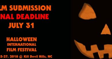 Halloween Film Festival Last Call for 2018 Submissions Announced