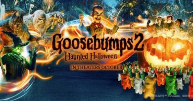 Jack Black Returns as R.L. Stine in New 'Goosebumps 2: Haunted Halloween' Trailer