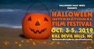 2019 Halloween International Film Festival Announced