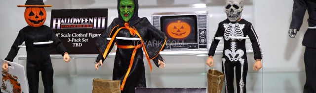 'Halloween II' and 'III' Figures Coming from Neca