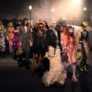 Watch Moschino's Halloween-Themed Fashion Show at Universal Studios