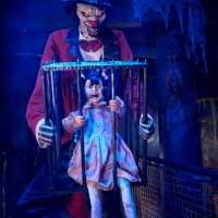 Rotten Ringmaster 7 Ft. Animatronic New for 2019 at Spirit Halloween