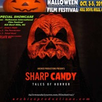 'Sharp Candy' to Premiere at 2019 Halloween International Film Festival