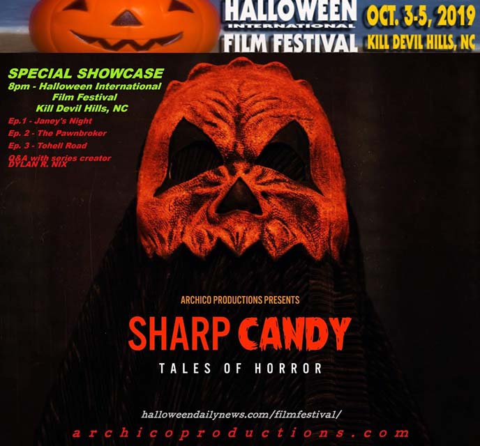 Sharp Candy To Premiere At 2019 Halloween International