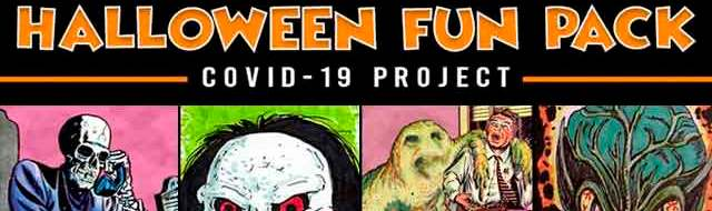 Halloween Fun Pack Project Bringing Treats to Kids Amid Pandemic