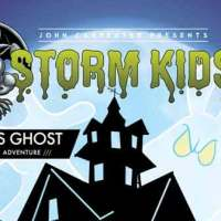 Storm Kids' Halloween Comic 'Stanley's Ghost' Coming October 2020