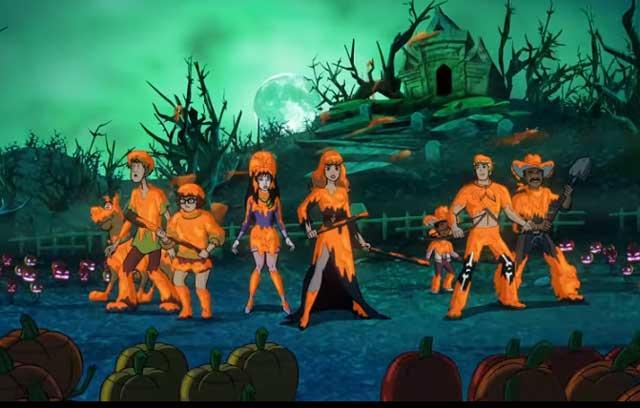 Halloween 2020 Dvd Elvira Joins the Gang in 'Happy Halloween, Scooby Doo!' Trailer