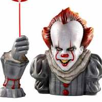 Pennywise Returns in 'It' 2020 Halloween Collection