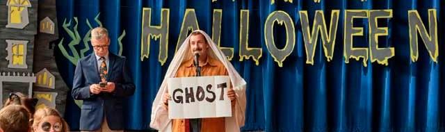 Adam Sandler S Hubie Halloween Release Date First Look Revealed Halloween Daily News