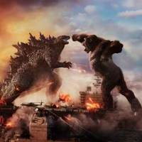 Titans Clash in 'Godzilla vs. Kong' Trailer